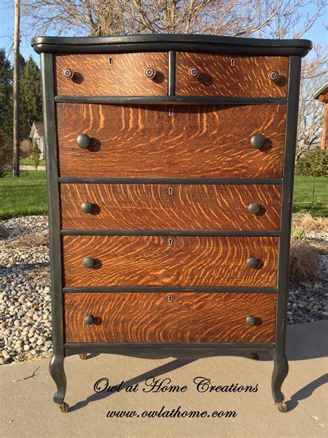 antique dressers for quarter sawn oak antique dresser painted with maison