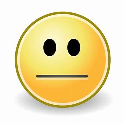 Neutral Clipart Face Plain Yahoo Messenger Smiley