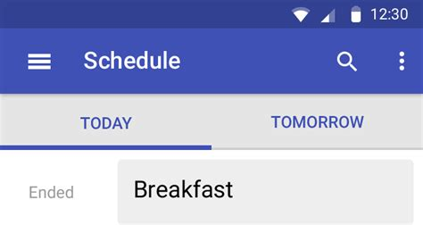 toolbar for android how big should bar toolbar icons be in the new