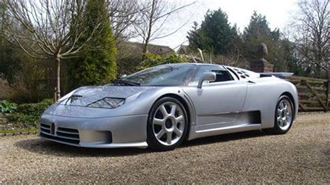 World's Only Bugatti Eb110 Ss By Brabus For Sale