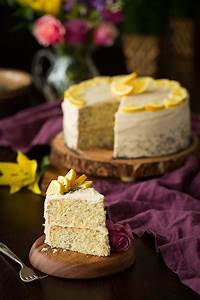 Lemon Poppy Seed Cake (with Cream Cheese Frosting ...
