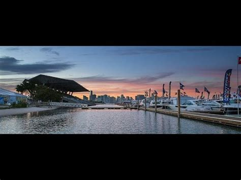 Miami International Boat Show Youtube by 2017 Miami International Boat Show 30 Youtube