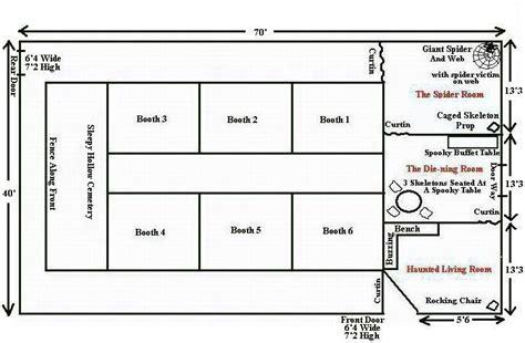 haunted house layout haunt design house layouts