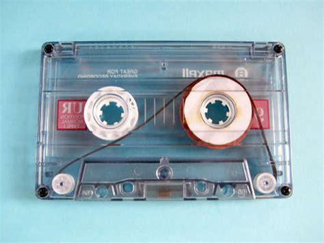 audio cassette tape loop