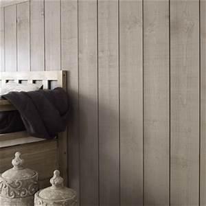 Mur Interieur En Bois De Coffrage : conseils pour r aliser un mur en bois teint voici le ~ Premium-room.com Idées de Décoration