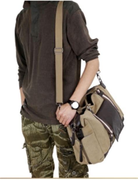 tas pria untuk santai trend terbaru