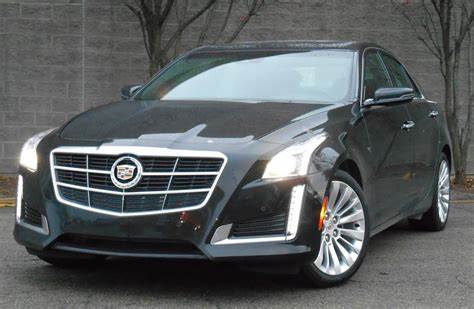 test drive  cadillac cts  performance  daily