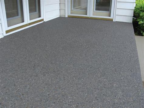 translucent effect to enhance your concrete colour