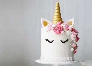Einhorn Kuchen Deko : einhorn torte ~ Eleganceandgraceweddings.com Haus und Dekorationen