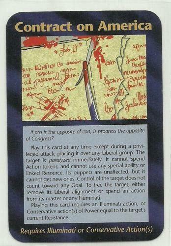 Illuminati Card Buy Illuminati Card 1995 Ebay