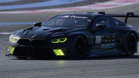 Green Light For The New Spearhead Bmw M8 Gte Makes Race