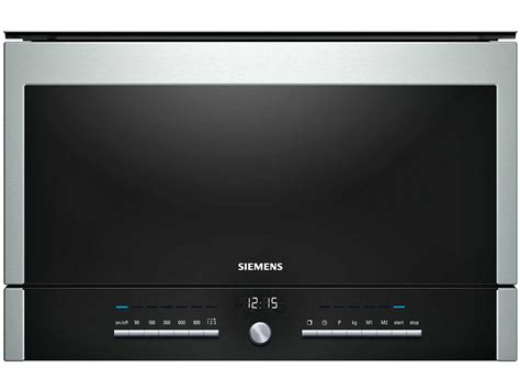 Siemens Hf25m5r2 Einbau Mikrowelle Edelstahl Cookcontrol