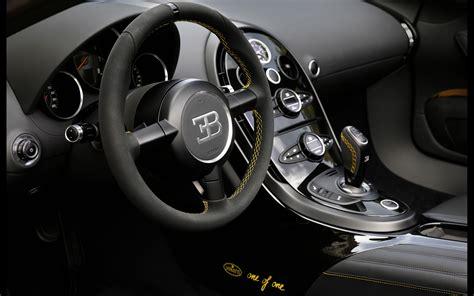 Bugatti Veyron Interior Wallpaper