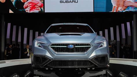 2020 Subaru Wrx Redesign by 2021 Subaru Wrx Release Date Redesign Specs Concept