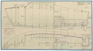 Plan De Construction : vedette 7 50 m 1952 mus e maritime de la rochelle ~ Melissatoandfro.com Idées de Décoration