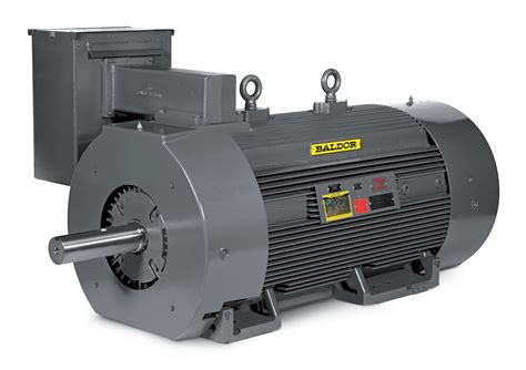 Large Electric Motor by Baldor Introduces Large Ac Gpm Induction Motor Product