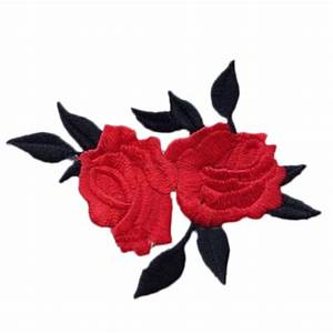 Popular Embroidered Flower Patches-Buy Cheap Embroidered