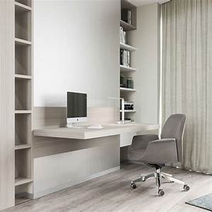 Home, Designing, 37, Minimalist, Home, Offices, That, Sport, Simple, But, Stylish, Workspaces