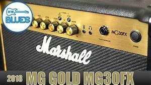 Marshall-mg30fx