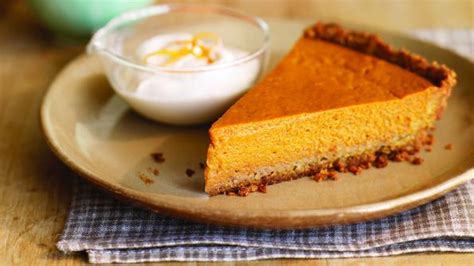 pumpkin pie with walnut crust welcome the season of thanks and giving give thanks give from your heart simply awesome