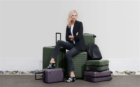 Karlie Kloss Has New Away Luggage Collection Travel