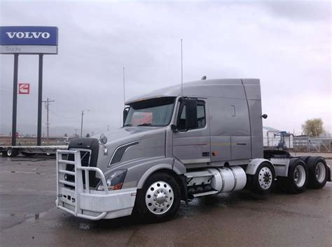 2006 volvo semi truck for sale 2006 volvo vnl84t630 sleeper truck for sale 1 107 523