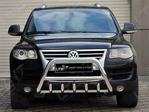 Vw Touareg Chrome Axle Nudge A
