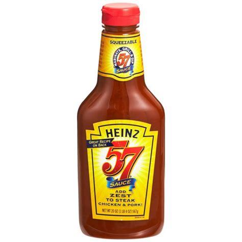 Heinz Original 57 Sauce - 20 oz Squeeze Bottle - Walmart ...