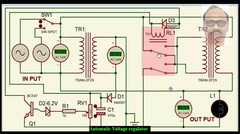 Voltage Stabiliser Stabilizer Youtube
