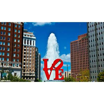 It's Now Legal to Skateboard at LOVE Park (For a Few Days