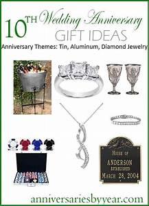 tenth anniversary 10th wedding anniversary gift ideas With 10 year wedding anniversary gifts