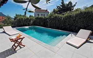 Tarif Piscine Enterrée : piscine bois semi enterr e desjoyaux ~ Premium-room.com Idées de Décoration