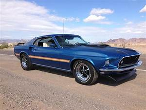 1969 FORD MUSTANG MACH 1 FASTBACK - 161473