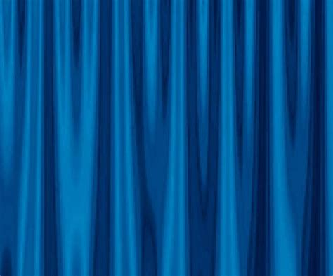 full size image  touch blue curtains