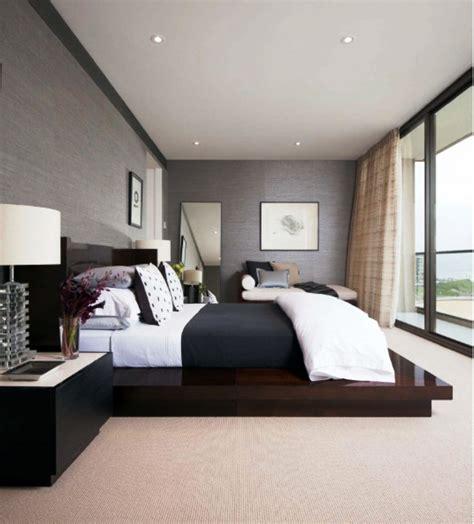 modern bedroom decor images 45 smart and minimalist modern master bedroom design 16241 | Pure Comfort Luxury