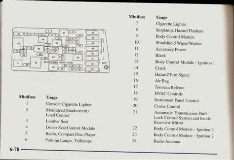 C5 Corvette Passenger Fuse Diagram by New Z06 Owner Has Some Questions Z06vette