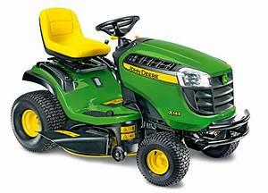 John Deere X145 Garden Tractor Spare Parts