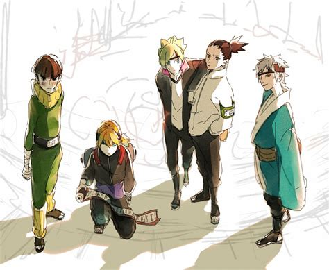Fanart, Naruto, Pixiv, Fanart From Pixiv, Uzumaki