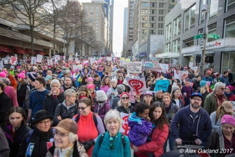 2018 Seattle Women s March 2 0 will start on Capitol Hill