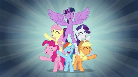 friends     time   pony