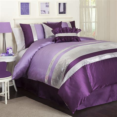 the exhaustive list of best bedding sets in 2013 - Purple Comforter Sets
