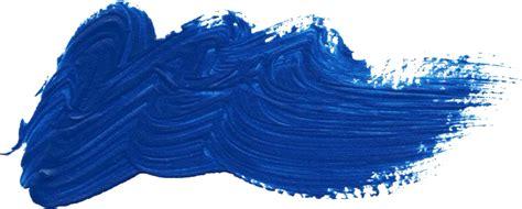 Blau Streichen by 22 Blue Paint Brush Stroke Png Transparent Onlygfx