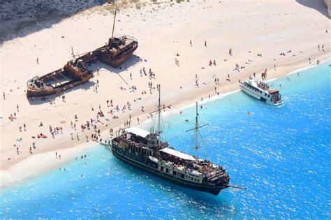 Ship Zante by Navagio Shipwreck How The Shipwreck Became A