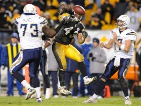 Nfl Nervous About Controversial Chargers Steelers Game