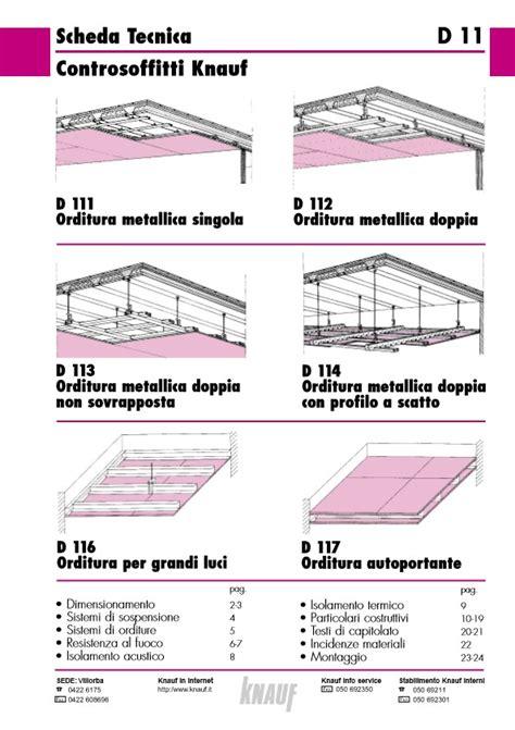 Controsoffitto In Cartongesso Scheda Tecnica by Cartongesso Knauf Scheda Tecnica Terminali Antivento Per