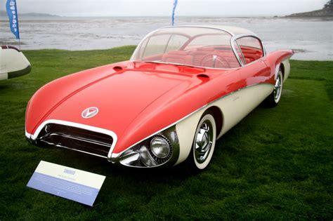 Gm Motorama Dream Cars At Pebble Photo Gallery Autoblog