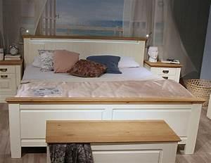 Bett Kiefer 140x200 : bett 140x200 hohes fu teil kiefer massiv champagner ~ Whattoseeinmadrid.com Haus und Dekorationen