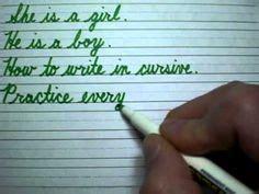 ela handwriting images handwriting cursive