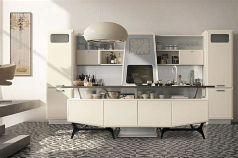 Kann Die Moderne Küche Im Retro Stil Gestaltet Sein?