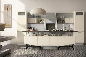Style Der 50er : kann die moderne k che im retro stil gestaltet sein ~ Sanjose-hotels-ca.com Haus und Dekorationen